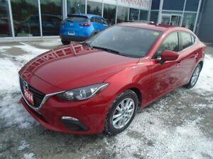 2014 Mazda Mazda3 **BACKUP CAM, CRUISE & BLUETOOTH** GS