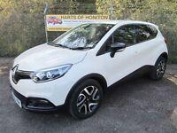Renault Captur 1.5 Dynamique S MediaNav DCi 90 Energy Turbo Diesel EDC Auto (cream) 2015