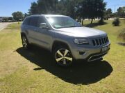 2013 Jeep Grand Cherokee WK MY2014 Limited Silver 8 Speed Sports Automatic Wagon Rockingham Rockingham Area Preview