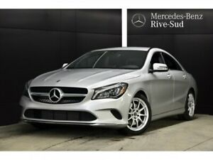 2018 Mercedes-Benz CLA250 4MATIC Coupe