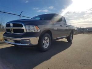 Only $19,990 EZ Financing ~ 2013 Ram 1500 SXT Quad 4x4 ~ 4.7L
