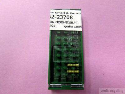 Pack Of 2 Stryker Leibinger Gmbh 52-23708 Screws Emerg Cross-fit Self-tapping