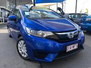 2017 Honda Jazz GF MY18 VTi White 1 Speed Constant Variable Hatchback Bungalow Cairns City Preview