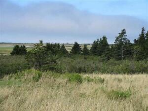 2 good size lots  with distant views of the Atlantic Ocean 4sale