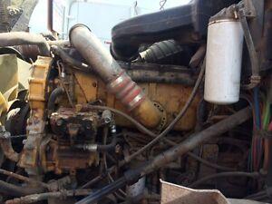 Caterpillar C15 MBN Single Turbo 475hp Diesel Engine