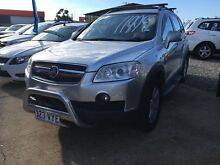 2008 Holden Captiva CG MY08 CX AWD Silver 5 Speed Sports Automatic Wagon Rocklea Brisbane South West Preview
