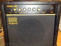 Ampli Guitare Roland