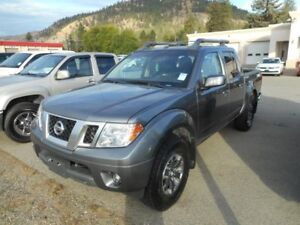 2016 NISSAN FRONTIER - Pickup Truck PRO-4X CREW CAB 5AT