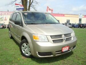2008 Dodge Grand Caravan SE Only 129km No Accident Rust Free