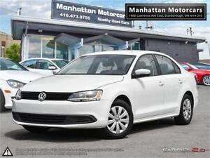 2014 VOLKSWAGEN JETTA AUTOMATIC |WARRANTY|1OWNER|HEATEDSEAT|80KM