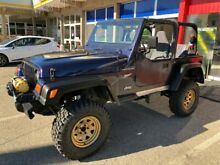 JEEP Wrangler 2.5 cat Soft top (EU)
