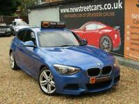 2014 BMW 1 Series 2.0 118d M Sport Sports Hatch (s/s) 3dr Hatchback Diesel Autom