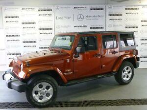 2014 Jeep Wrangler Unlimited Unlimited Sahara