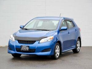 2009 Toyota Matrix XR 2.4L