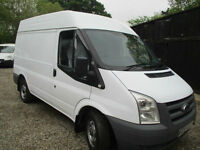 Ford Transit 2.0TDCI,85PS,2010 REG 280 SWB,,NO VAT 1 OWNER 100k