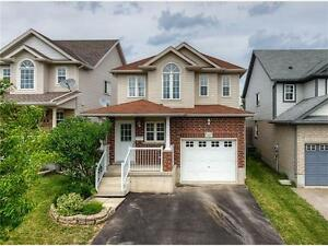 Beautiful Detached Single Family Home