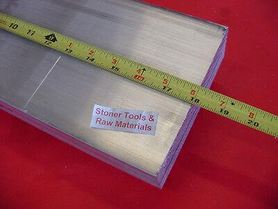 1 X 6 Aluminum 6061 Flat Bar 18 Long 1.00 Solid Plate Mill Stock T6511