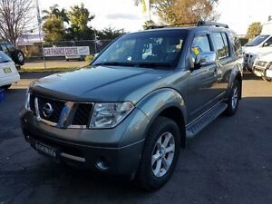 2007 Nissan Pathfinder R51 TI (4x4) Grey 5 Speed Automatic Wagon Campbelltown Campbelltown Area Preview