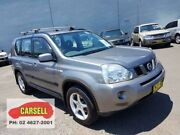 2008 Nissan X-Trail T31 TS Grey 6 Speed Manual Wagon Campbelltown Campbelltown Area Preview