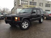 1998 Jeep Cherokee Limited **LEATHER-ONLY 112000KM** City of Toronto Toronto (GTA) Preview