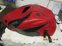 Bagster leather tank cover for CBR1000RR
