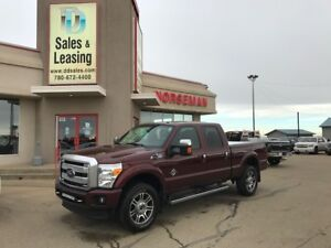 2016 Ford F-350 PLATINUM Diesel/Nav/Sunroof $62987