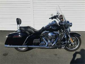 2014 Harley Davidson Road King Only 12000kms