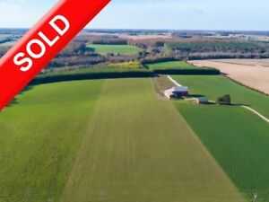 SOLD: Farm for a New Home or Addition to Your Land - Belgrave