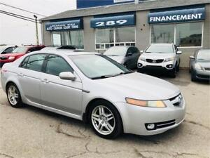 2008 ACURA TL TECH PACK