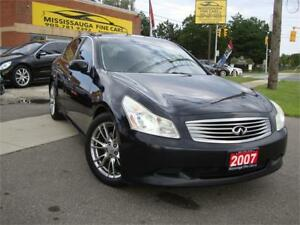 2007 INFINITI G35 S,SPORT,NAVIGATION,REAR CAMERA,LOCAL