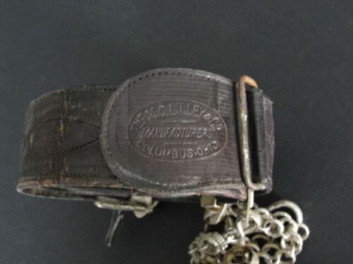 M.C. Lilley & Co Made Masonic Sword Belt