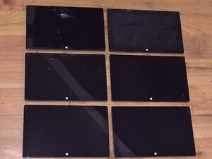 Microsoft Surface 2 32GB, Wi-Fi 10.6in 11 Pic with Cracked Glass