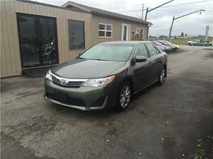 2014 Toyota Camry LE***BACK-UP CAMERA**ONLY 52 KMS***ALLOYS London Ontario image 4