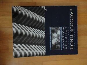 Prentice Hall Accounting Workbook 1 Syme and Ireland London Ontario image 1