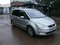 2008 Ford Galaxy 1.8TDCi 125ps 6sp Ghia FLOOD SALVAGE DAMAGED REPAIRABLE