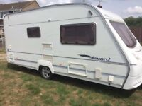 AWARD ACE 2 BERTH CARAVAN FOR SALE