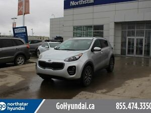 2017 Kia Sportage EX AWD Low KMS Back Up Camera