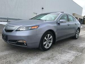 2012 Acura TL w/Tech Pkg, Navigation B Up Camera