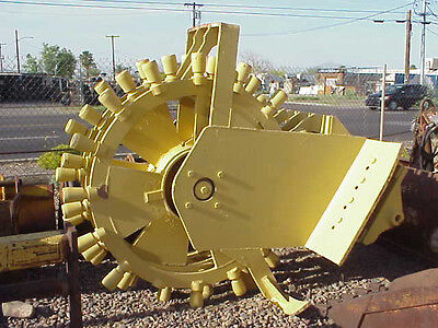 Sheepfoot Type Trench Compactor