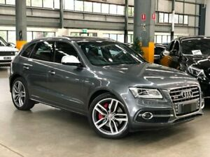 2015 Audi SQ5 8R TDI Wagon 5dr Tiptronic 8sp quattro 3.0DTT [MY16] Grey Sports Automatic Wagon Port Melbourne Port Phillip Preview