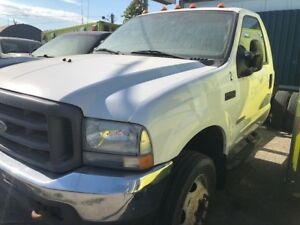 2004 FORD Pick up F450