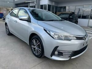 2017 Toyota Corolla ZRE172R SX Silver 6 Speed Manual Sedan Fyshwick South Canberra Preview