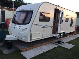 Avondale Landranger 6400EB (2006) Twin- axle, Fixed End Bedroom, 4 berth Touring Caravan
