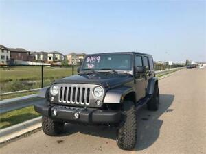 2017 Jeep Wrangler Unlimited Sahara **LIFTED** 5878991721