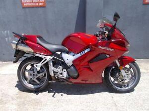 2006 Honda VFR800F (vfr800FI) 800CC Sports 782cc