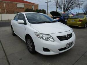 Toyota corolla 2008 5 speed drives well Newton Campbelltown Area Preview
