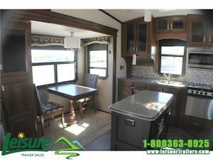 2017 Jayco North Point 311RKTS fifth Wheel Windsor Region Ontario image 7