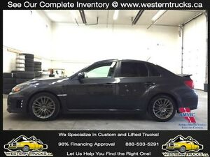 2011 Subaru WRX AWD ~ Sunroof ~ Low Kms ~ Leather ~ $220 B/W