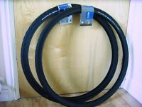 Hybrid Bike Tyres x 2 Quality Schwalbe Road Cruiser Puncture Protection Can Deliver If Local