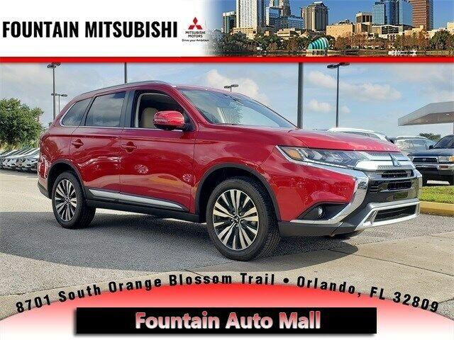mitsubishi outlander 2020 for sale exterior color red skillter com